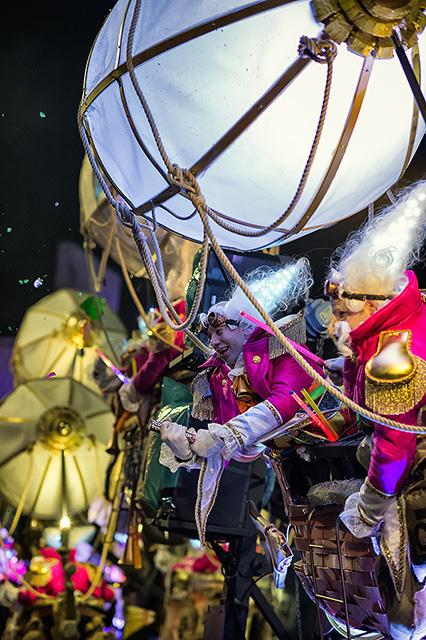 Carnaval Aalst 2016 - Zondagstoet